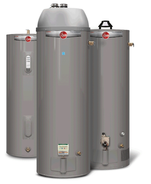 water heater San Antonio